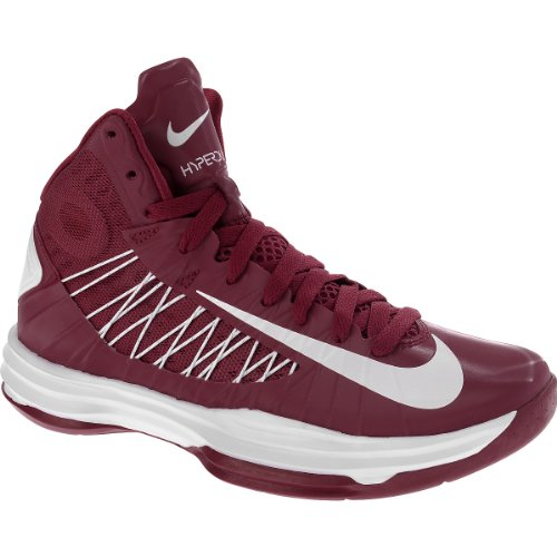 Nike Hyperdunk TB 524882-600 Red/Burgandy/White Basketball Sneaker Men - Size 15