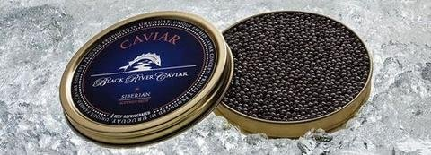 Black River Caviar: Imperial Russian Oscietra Caviar- 100g BRL by Black River Caviar (Image #2)