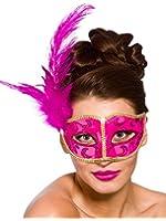 Bellini Eye Mask - Pink & Gold (min 12) **NEW**
