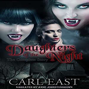 Daughters of the Night Audiobook