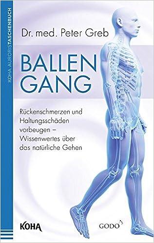 Ballengang - Rückenschmerzen und Haltungsschäden vorbeugen ...