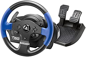 Thrustmaster T150 Force Feedback Racing Wheel for PS4 / PS3 / PC