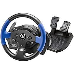 Thrustmaster T150 Force Feedback Racing Wheel for PlayStation 4