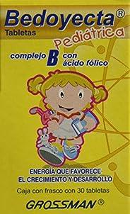 Bedoyecta Tabletas Pediátrico Multivitamínico, 30 Piezas