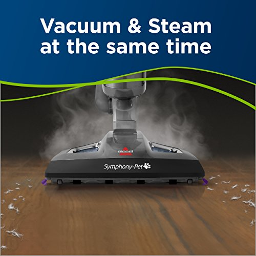 Vacuum for tile and hardwood floors