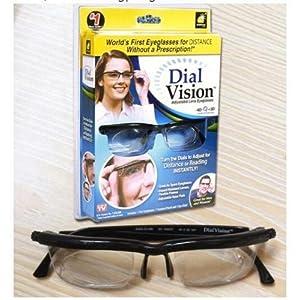tongrou Adjustable Glasses hot Adjustable Dial Eye Glasses Vision Reader Glasses bottle