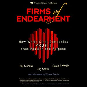 Firms of Endearment Audiobook