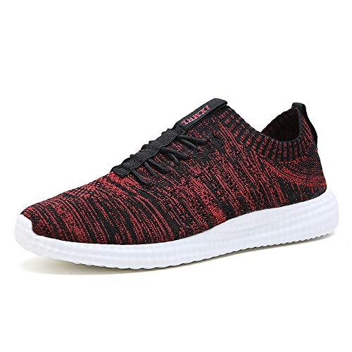 YZWD Zapatillas Padel Hombres Gimnasio Running Zapatos ...