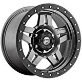 fuel anza wheels - Fuel Offroad Anza Gun metal Wheel (178.5''/54.5inches -06mm Offset)