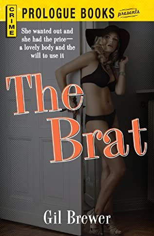 book cover of The Brat