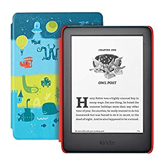 All-new Kindle Kids Edition - Includes access to thousands of books - Space Station Cover
