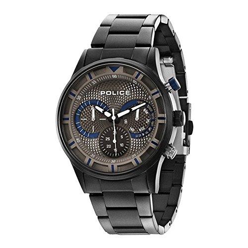 Police 14383JSU-61M Mens Driver Grey Chronograph Watch