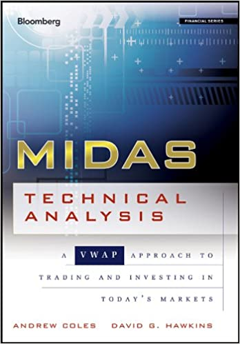 Amazon com: MIDAS Technical Analysis: A VWAP Approach to Trading and