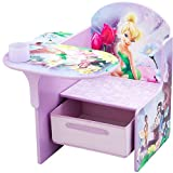Disney Fairies Tinkerbell Desk and Chair with Storage