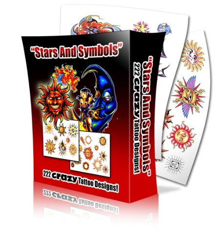 Stars And Symbols Tattoos