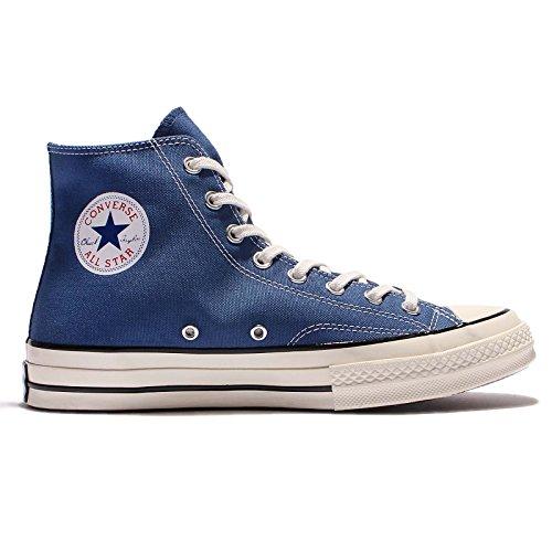 1970 Adulte Baskets Star All Hightop De Prem Bleu Converse Salut Unisexe wqCRFRaA