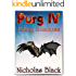 Purg IV: Falling Shadows: Purgatory Series Part 4 - Paranornal - Science Fiction - Thriller (Purg Series)