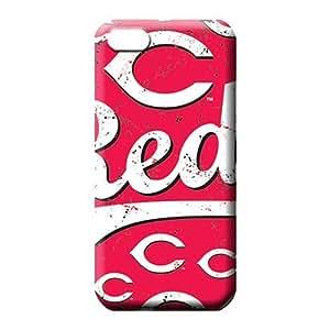 Zheng caseZheng caseiPhone 4/4s Sanp On Tpye pattern phone carrying covers cincinnati reds mlb baseball