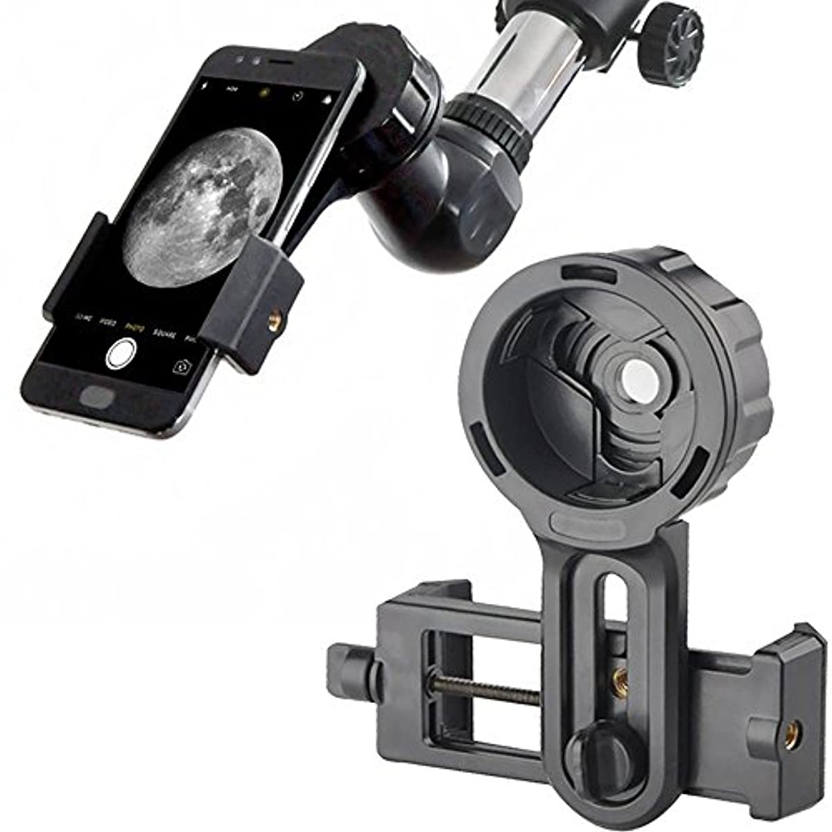 Landove Universal Cell Phone Smartphone Quick Photography Adapter