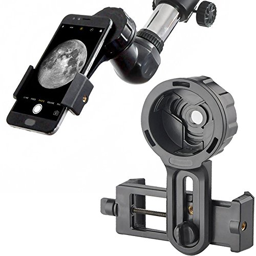 Universal Cell Phone Camera Adapter For Telescope Binocular Spotting Scope Mount