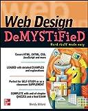 Web Design DeMYSTiFieD 1st Edition
