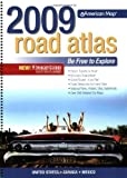 American Map Road Atlas 2009 Standard (Road Atlas: United States, Canada, Mexico (Spiral))