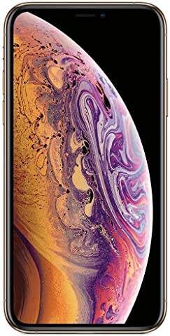 Apple iPhone XS, 64GB, Gold - For AT&T (Renewed)