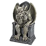Design Toscano Hemlock's Gargoyle Throne Statue