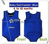 Toddler Swimwear Kids Baby Thermal Wetsu