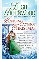 Longing for a Cowboy Christmas Kindle Edition