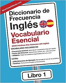 Diccionario de Frecuencia - Ingles - Vocabulario Esencial ...