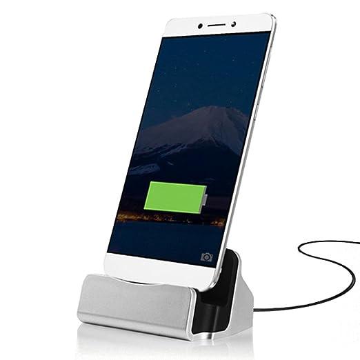 Malloom USB 2.0 Type-C magnético cargador de la horquilla ...