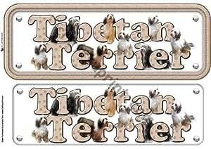 Terrier tibetano nombre por Liz Harrison
