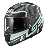 LS2 Helmets Citation Vantage Full Face Motorcycle...