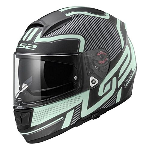 LS2 Helmets Citation Vantage Full Face Motorcycle Helmet