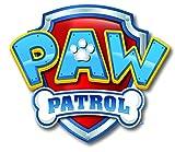 PAW PATROL Logo Edible Image Photo Cake Topper