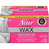 Nair Hair Remover Wax Bikini Pro Kit