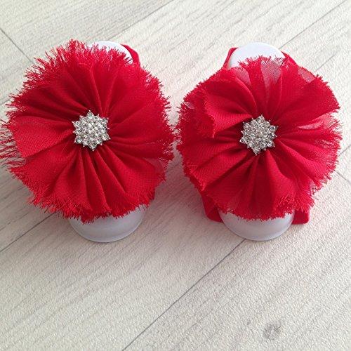 Conjunto couvres patas modelo FrouFrou plana Mint Talla:talla única rojo