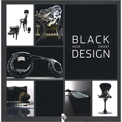 Livre gratuits en ligne Black design : Edition français-anglais-flamand pdf epub