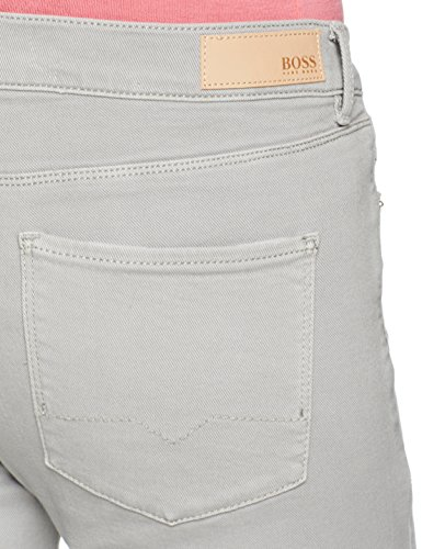 Droit Jean Gris Femme Casual Medium 038 Grey BOSS q1EPSwW