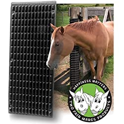 Equine Scratcher, Black - One Size