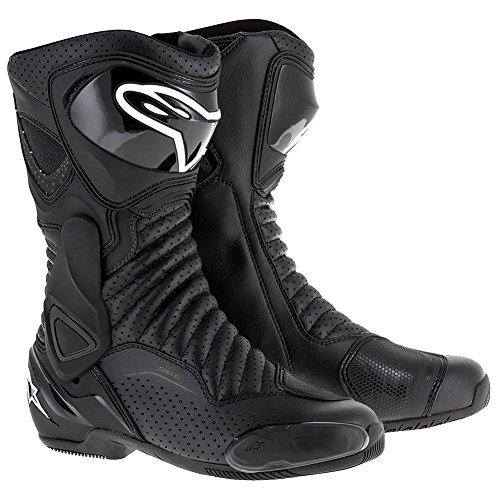 Alpinestars SMX-6 v2 Vented Boots (44) (BLACK/BLACK)