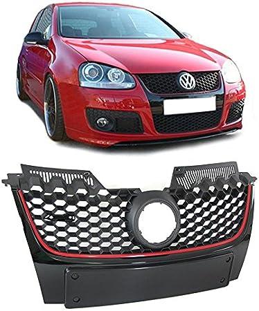 /26551/GTI/ Carparts-Online GmbH 22314/ /Griglia a nido d ape per con emblema porta targa