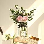Berry-Eucalyptus-and-Pink-Rose-Spring-Summer-Wedding-Boho-Bridal-Bridesmaids-Flower-Girl-Wedding-BouquetYellow