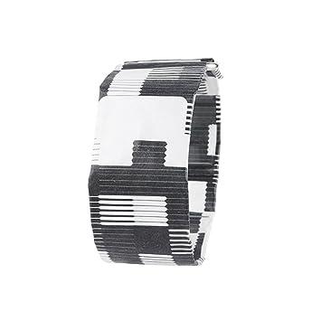 BWS_ Reloj Deportivo Reloj Digital Resistente al Agua Smart Sport LED Reloj de Papel Reloj de Regalo para Niños Hombres Mujeres Niños Niñas Adolescentes: ...