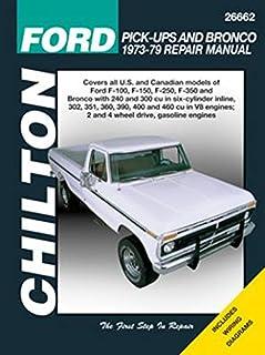 Classic trucks for user guide user manuals array amazon com chilton ford trucks and bronco 1973 1979 repair manual rh amazon com fandeluxe Gallery