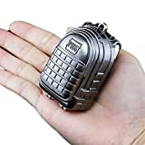 PUBG Playerunknowns Battlegrounds Level 3 Knapsack Helmet Pan KeyChain Accessories (Knapsack)