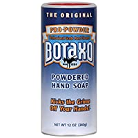Powdered Hand Soap Product