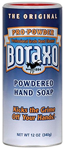Boraxo 12-oz 2-Lot Shaker Canister Powdered Hand Soap Dial 10917 Two 12oz Shaker