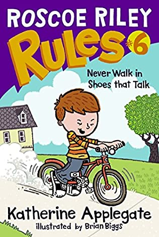 book cover of Never Walk in Shoes That Talk
